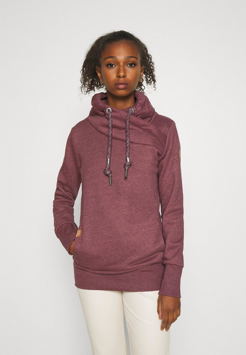 Ragwear - NESKA - Sweatshirt - wine red