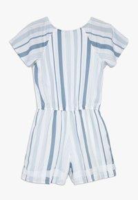 Abercrombie & Fitch - Jumpsuit - blue/white - 1