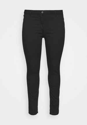 IESI - Džíny Slim Fit - black