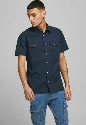 TWILLWEBUNG - Shirt - navy blazer