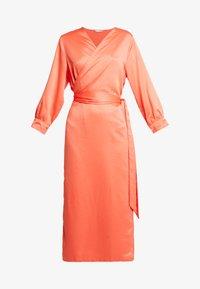 Aéryne - COWRY DRESS - Vapaa-ajan mekko - mandarin - 4