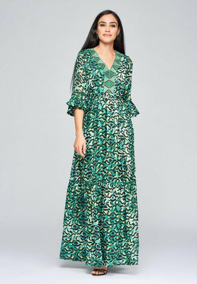 Maxi dress - verde