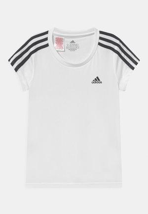 UNISEX - Print T-shirt - white/legend ink