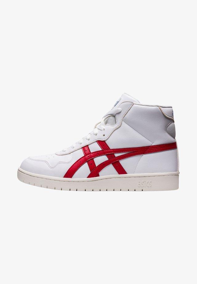 JAPAN UNISEX - Sneakers hoog - white/classic red