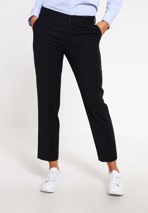 LUISA - Trousers - dark navy