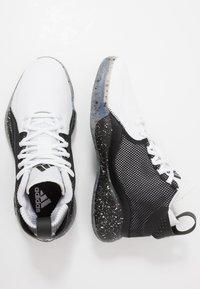 adidas Performance - ROSE 773 2020 - Basketbalové boty - footwear white/core black - 1