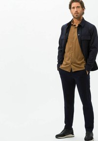 BRAX - TED - Summer jacket - navy - 1
