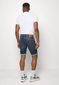 Tommy Jeans - Szorty jeansowe - blue denim - 2