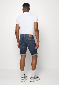 Tommy Jeans - Denim shorts - blue denim - 2