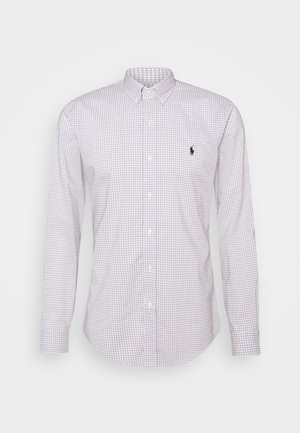 NATURAL - Camicia - grey/white