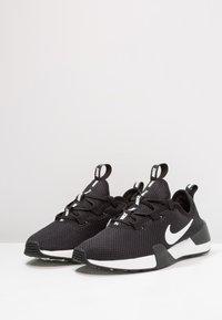 Nike Sportswear - ASHIN MODERN - Trainers - black/summit white - 4
