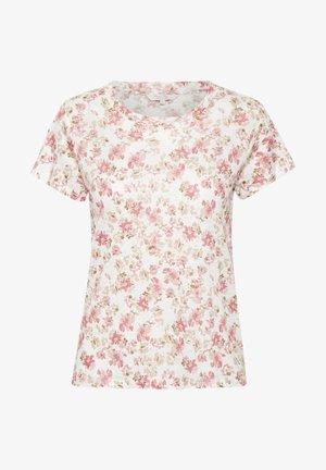 KASSIMAPW  - Print T-shirt - pink flower print