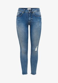 ONLY - ONLY - Jeans Skinny Fit - light blue denim - 4