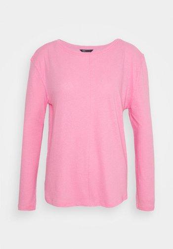 SLASH - Long sleeved top - light pink