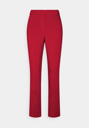 CORE SUITING PANT - Pantalon classique - primary red