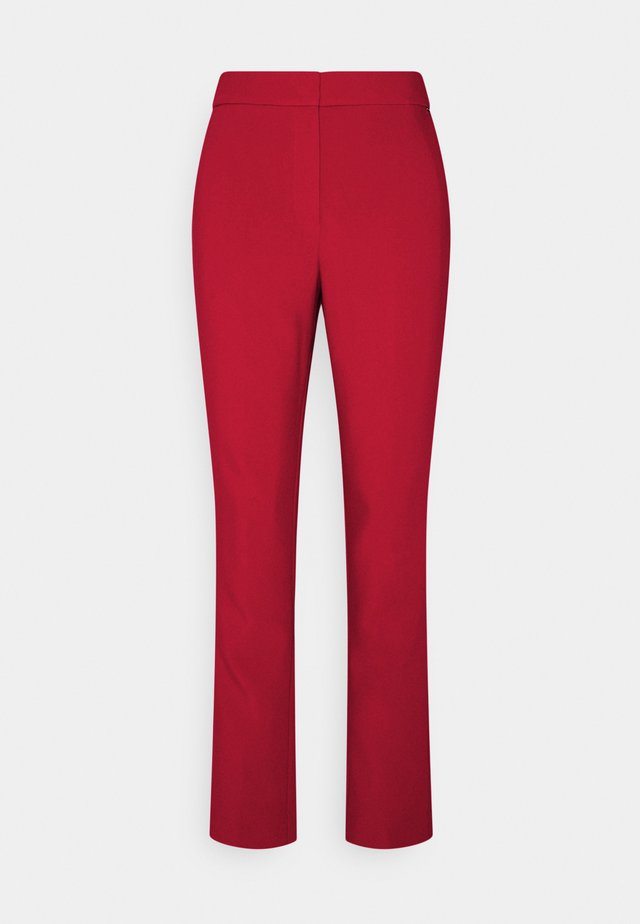 CORE SUITING PANT - Kalhoty - primary red