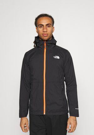 CIRCADIAN WIND JACKET - Outdoorjas - black