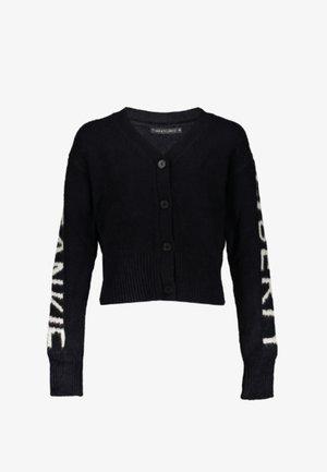 ADELE - Vest - zwart