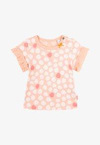 Sanetta Kidswear - T-shirt print - rosa - 0