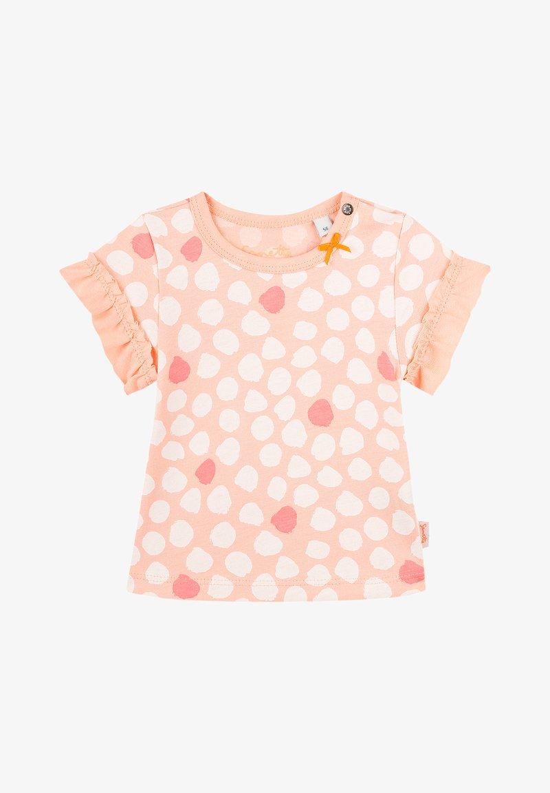 Sanetta Kidswear - T-shirt print - rosa