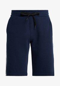 Hollister Co. - TAPED - Pantalones deportivos - navy - 3
