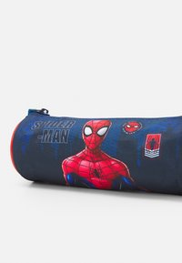 Kidzroom - BACKPACK AND PENCIL CASE SPIDER-MAN BE STRONG SET - School set - navy - 3