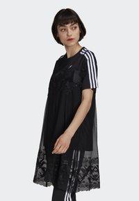 adidas Originals - Jerseykjoler - black - 2