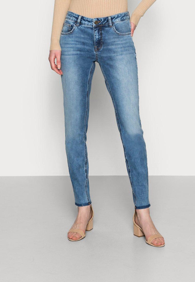 Mos Mosh - VICE - Slim fit jeans - blue