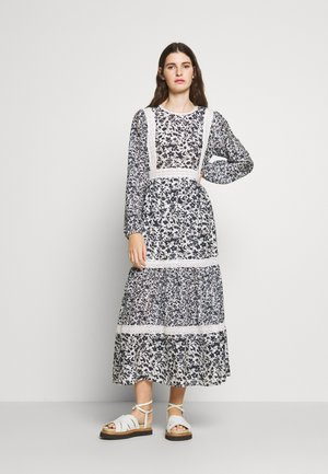 LARA DRESS - Denní šaty - navy