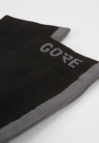 Gore Wear - Sports socks - black/graphite grey - 2