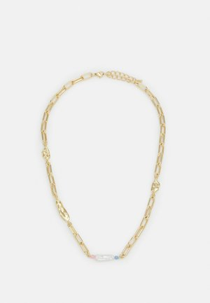 NECKLACE - Ketting - gold-coloured/pastels