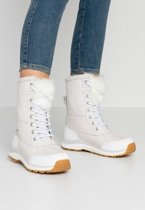 ADIRONDACK III FLUFF - Stivali da neve  - white