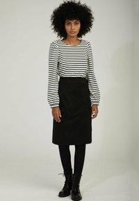 NAF NAF - Pencil skirt - black - 1