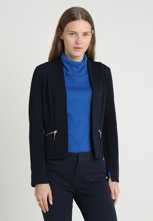 COLLARLESS FITTED  - Sportovní sako - sky captain blue