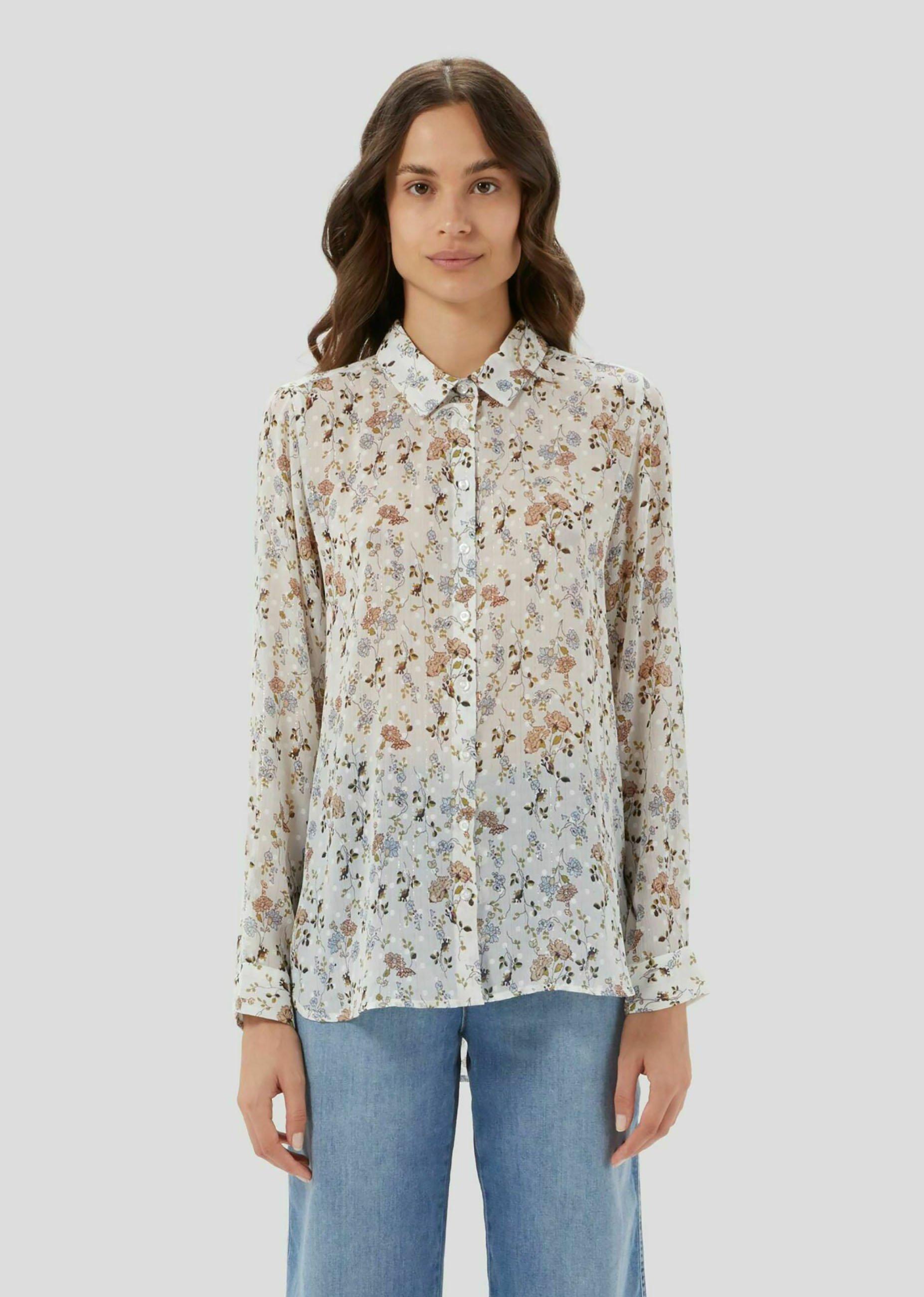 Donna FLORAL - Camicia