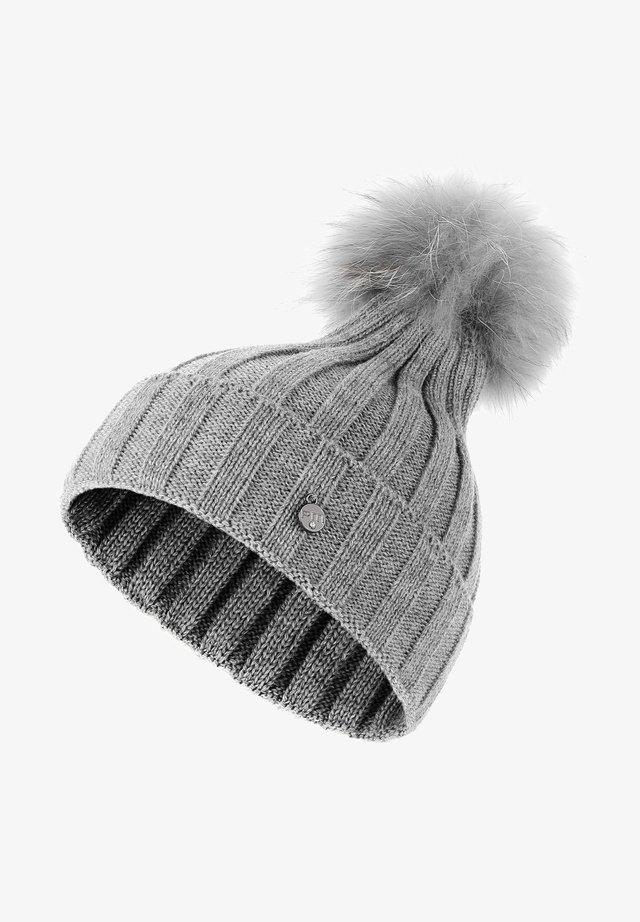 GAZZI - Mütze - grey