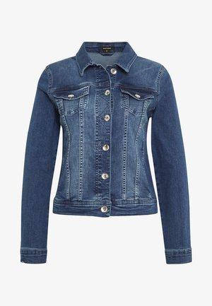 JACKET - Giacca di jeans - denim blue