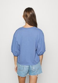 Levi's® - PEONY PUFF SLEEVE - T-shirt basic - colony blue - 2