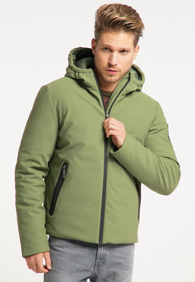 Giacca invernale - militär grün