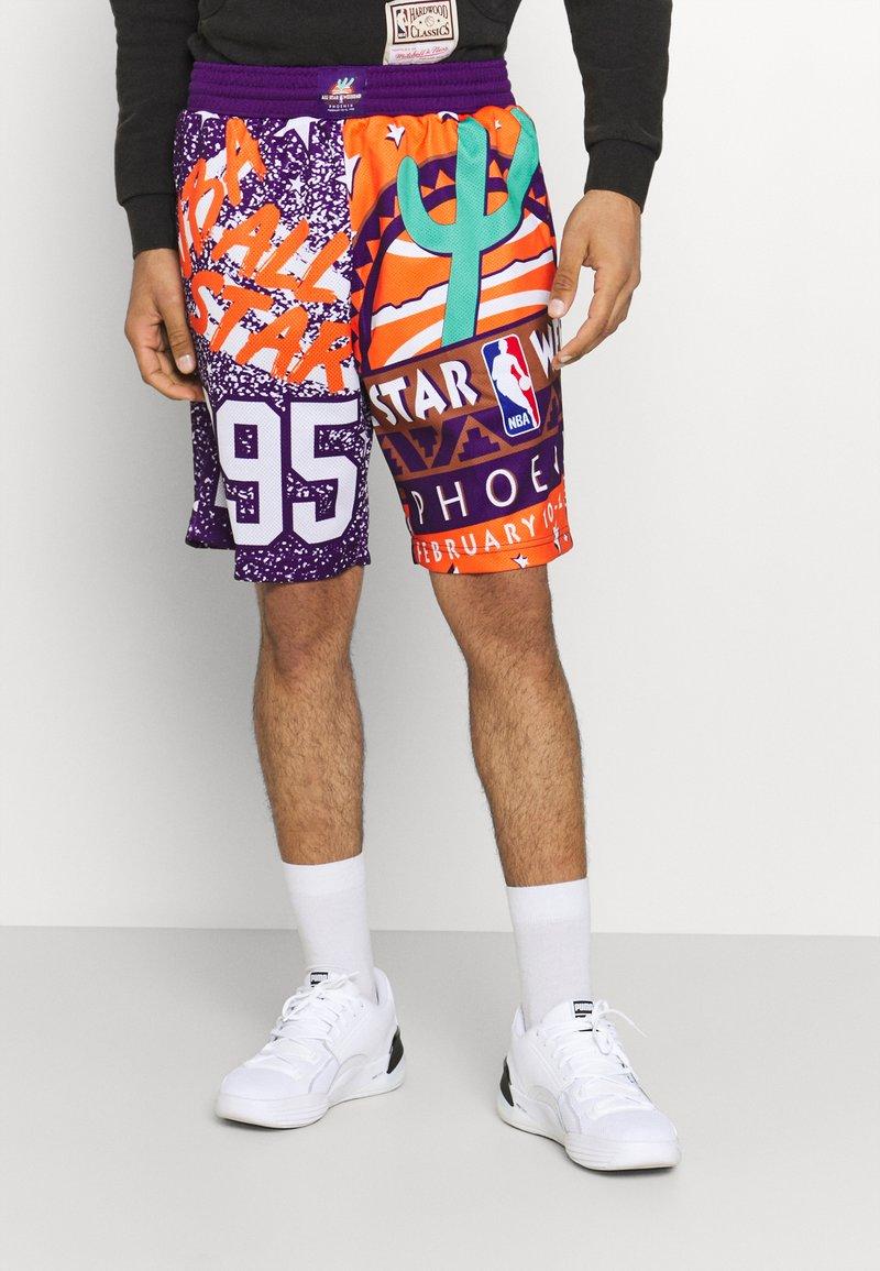 Mitchell & Ness - NBA ALL STAR ALL STAR SHORT - Sports shorts - purple