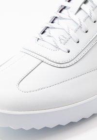 HUGO - MATRIX - Baskets basses - white - 5