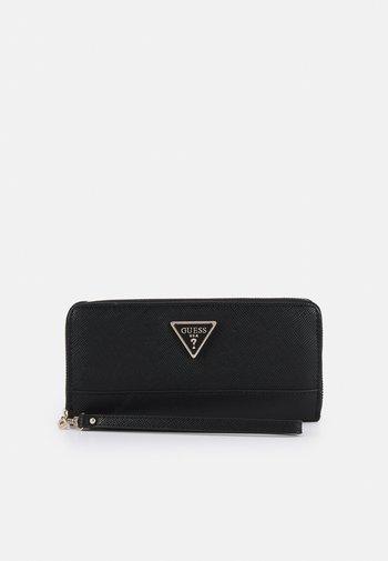 NOELLE LARGE ZIP AROUND - Wallet - black