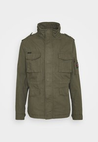 Superdry - CLASSIC ROOKIE  - Summer jacket - washed khaki - 5