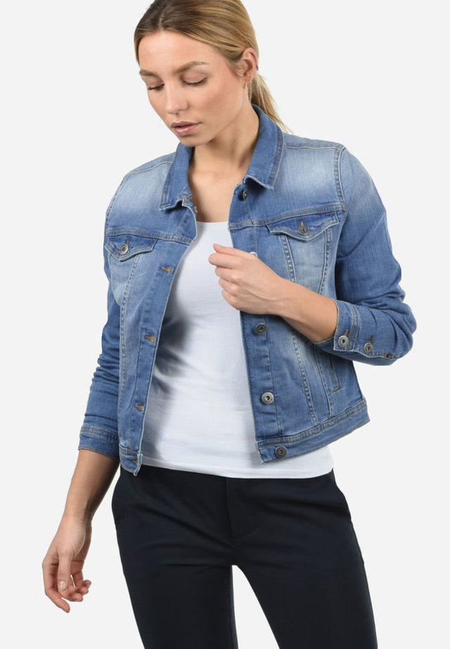 JEANSJACKE JEANIE - Denim jacket - light blue