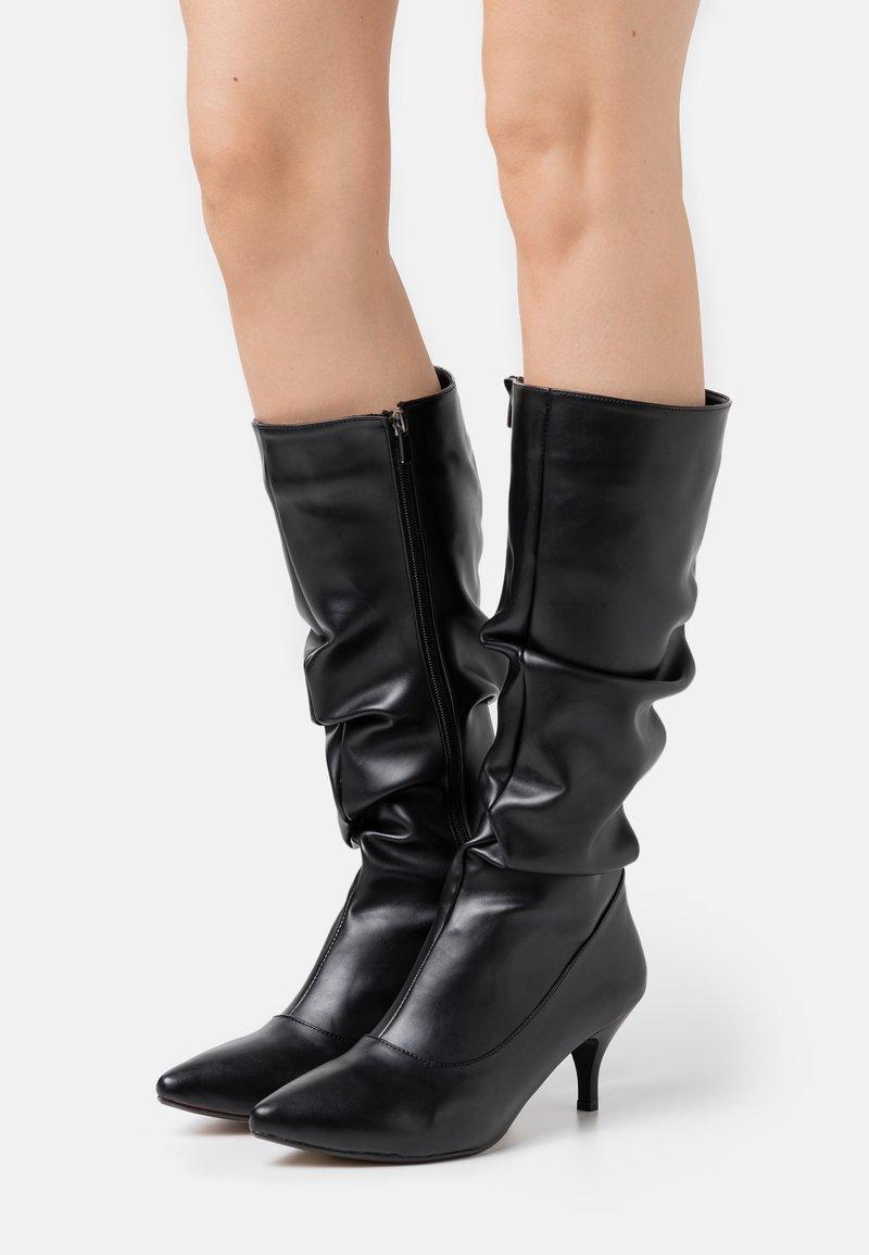 Trendyol - Boots - black