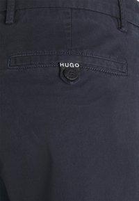 HUGO - DAVID - Chinosy - dark blue - 4