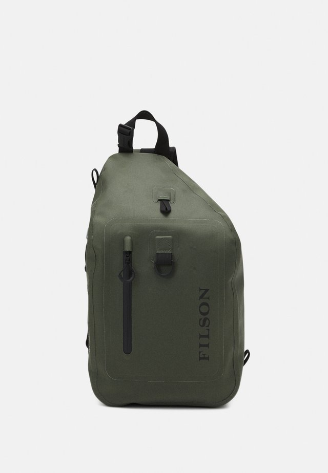 DRY SLING PACK - Borsa a tracolla - green