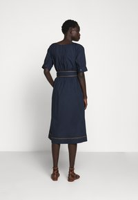 J.CREW - GWEN DRESS - Day dress - navy - 2
