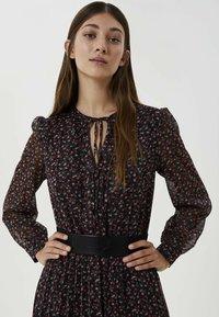 Liu Jo Jeans - WITH BELT - Day dress - black - 3