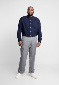 Polo Ralph Lauren Big & Tall - CLASSIC FIT BEDFORD PANT - Chinos - norfolk grey - 1